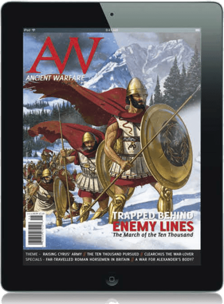 Save big with a 1 year digital subscription to Ancient Warfare Magazine