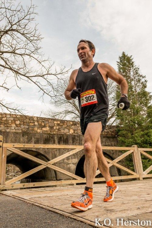 Ultramarathoner