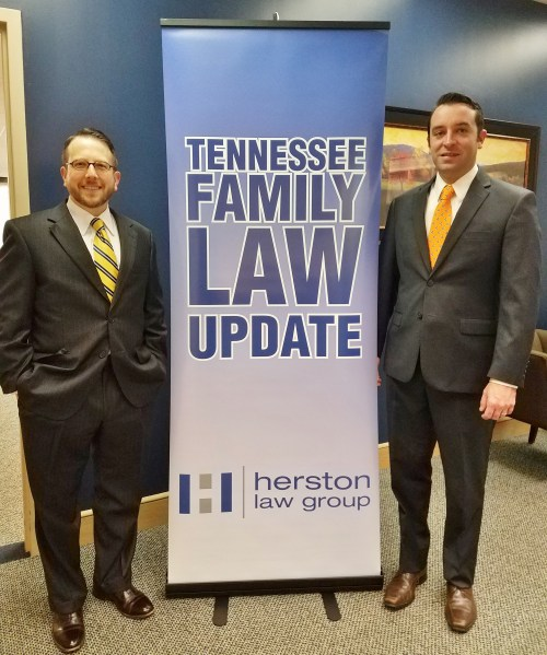 Tennessee family law update 2016