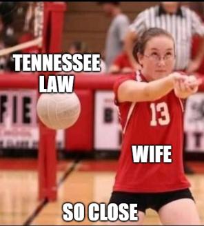 Tennessee subject matter jurisdiction
