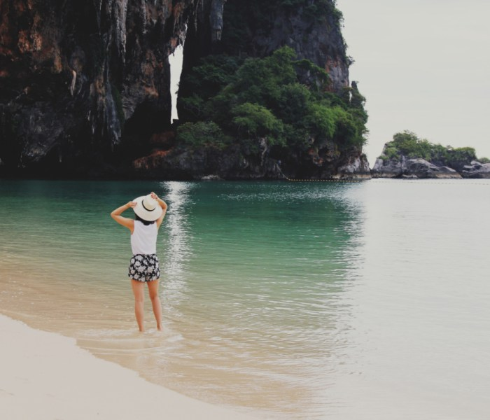 The Single Lady's Travel Bucket List