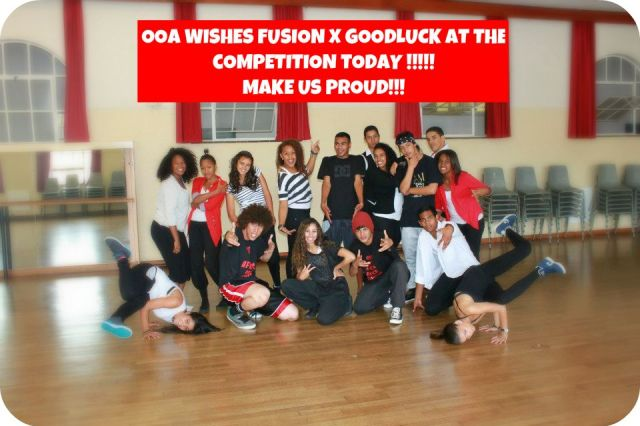 Best wishes to our crew competing in Jozi!