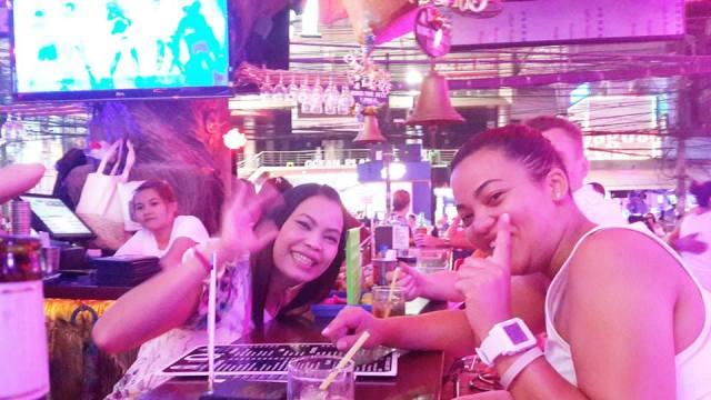 More Thai friends Tiger bar!