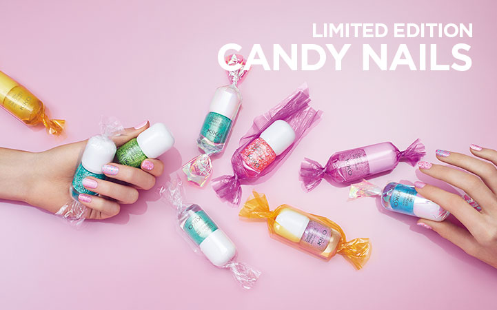 KIKO candy nails pintauñas
