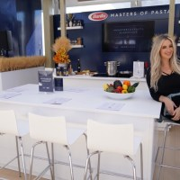 "Bringing the Heat | Behind the Scenes at THE BARILLA ""MASTERS OF PASTA CUCINA"" AT LAVER CUP"