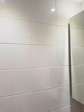 Bathroom Ceramic Wall Tiles After Cleaning Watford