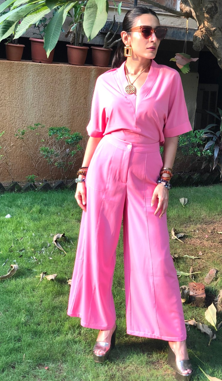 Blushing In Pink - Rupika Chopra