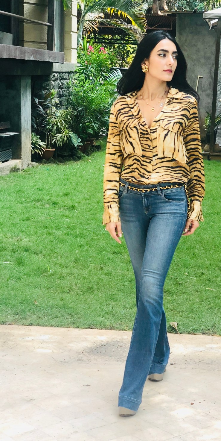 Look dapper & Shirt Up - Rupika Chopra