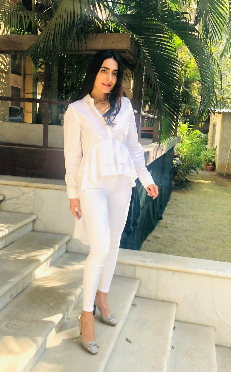 Look dapper & Shirt Up - Rupika Chopra