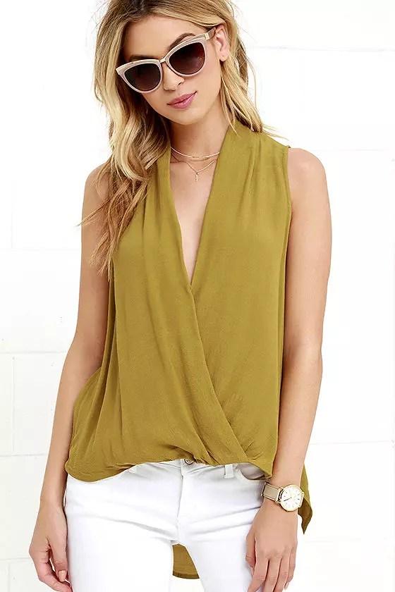 her track spring fashion shirt