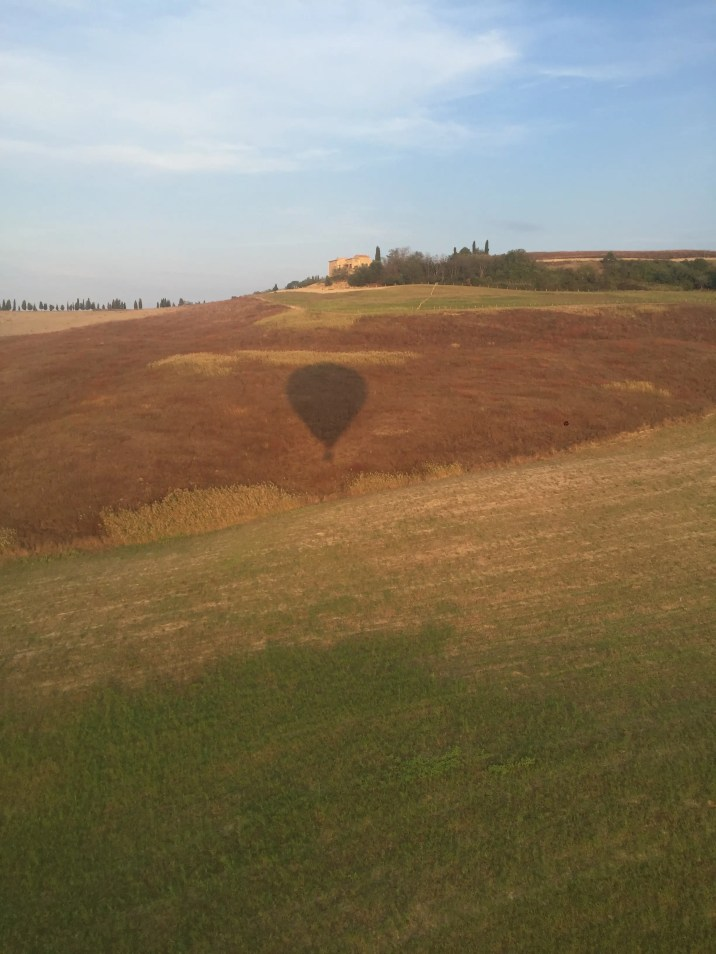 Our Hot Air Balloon