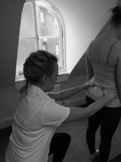 Spinal and pelvic assessment Osteopathy