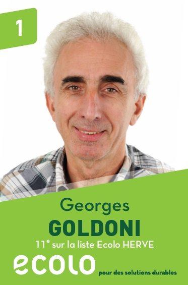 11 : Georges Goldoni