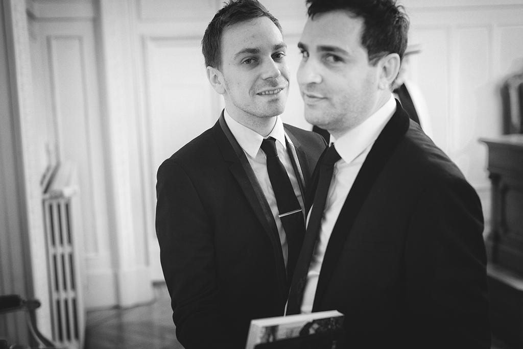 Photographe Reportage Mariage Loïc & Michaël