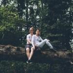Une séance engagement dans les Ardennes | Tiphaine & Maxime