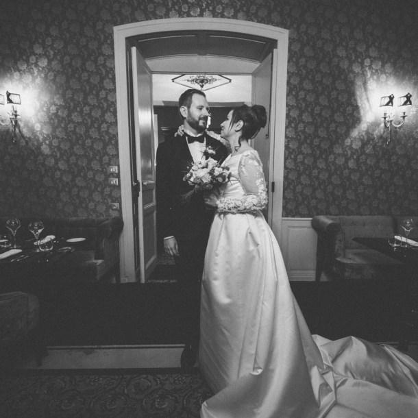 mariage au Château du Faucon
