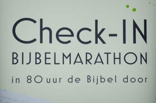 Bijbelmarathon 8