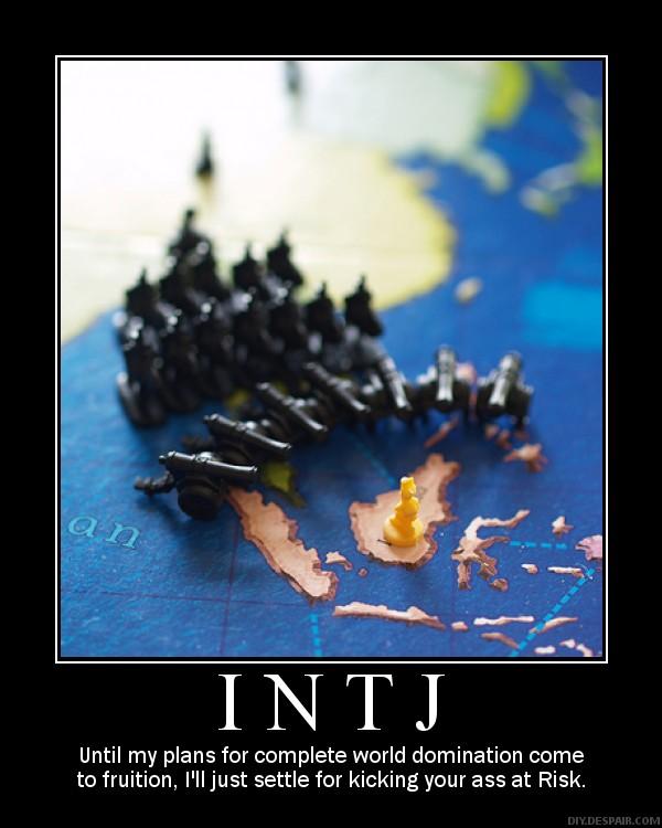 INTJ Personality