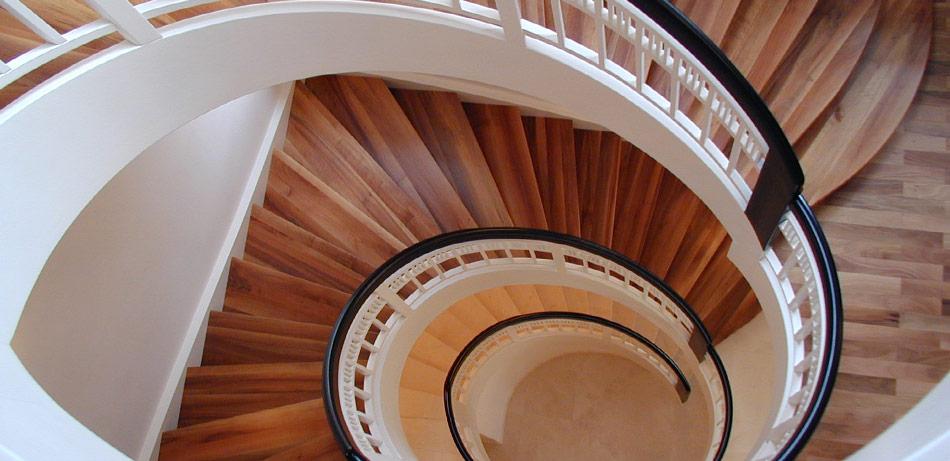 Treppen von HERZOG seit 50 Jahren. Besuchen Sie uns!