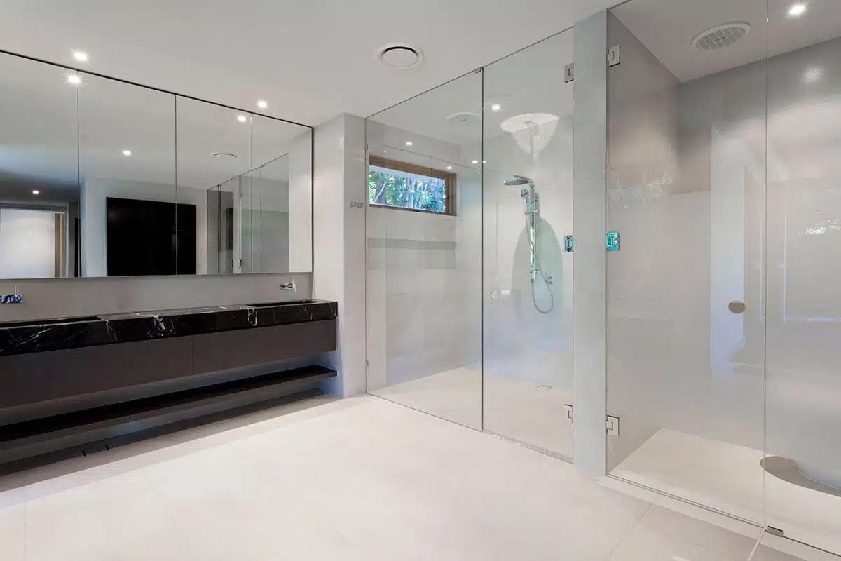 4 Tips For Spotless Shower Glass Doors Herzog Glass
