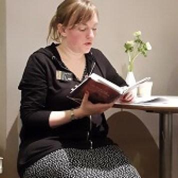 Anne Köhler liest aus ihrem Debüt