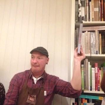 Der Literaturpirat macht Kochbuchbeute