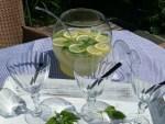 Zitronen-Ingwer-Limo