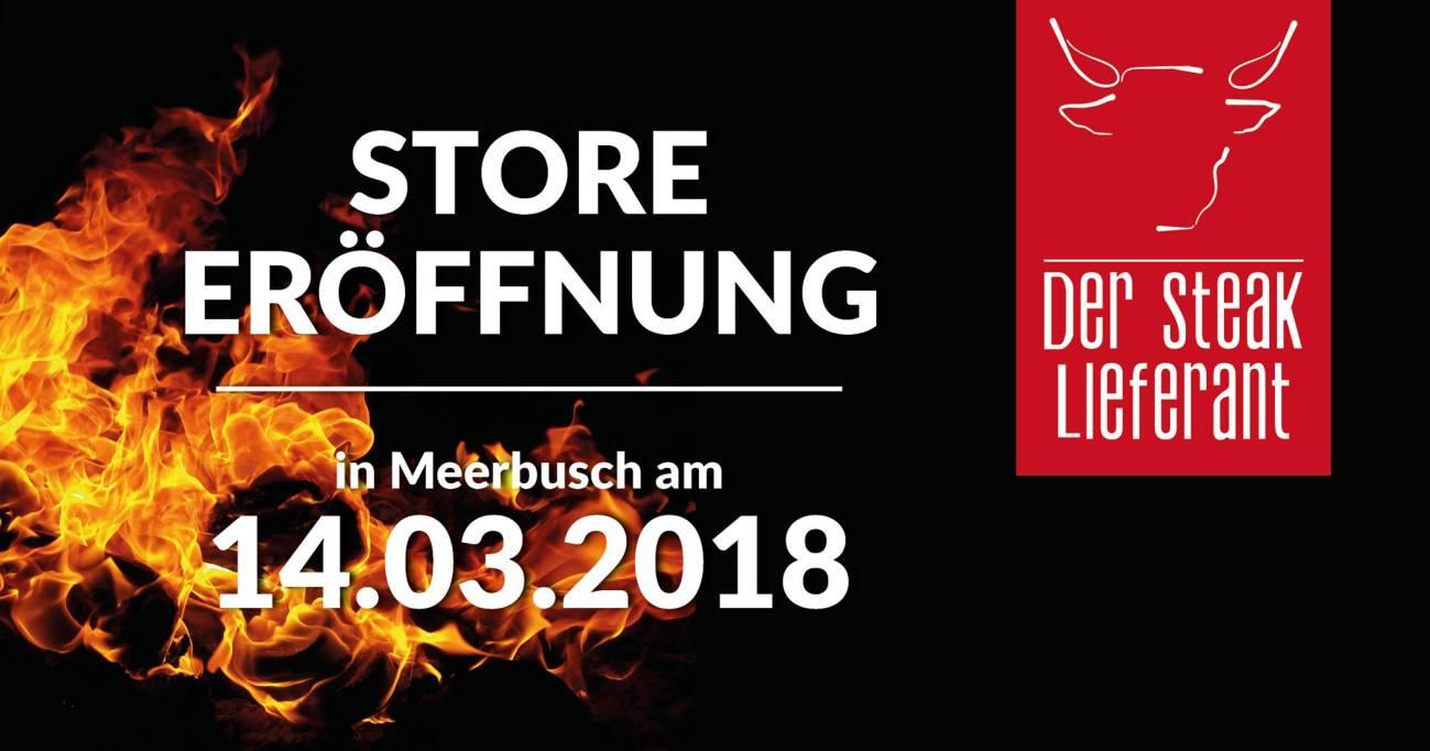 Store Eröffnung