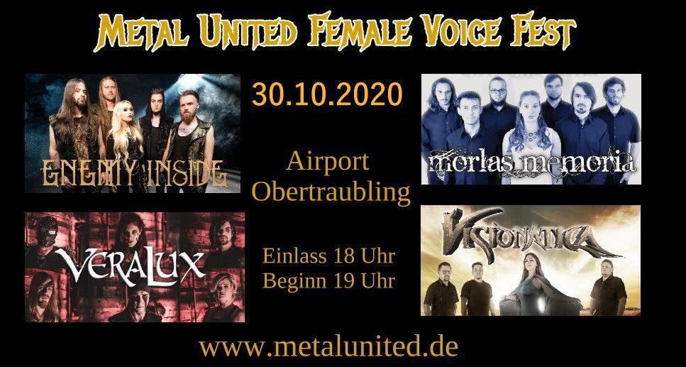Metal United Female Voice Fest
