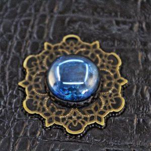 """Journal Buch DinA5 """"Blue Stone"""""""
