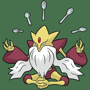 Satoshi Tajiri- Creator of Pokemon   Mega Alakazam