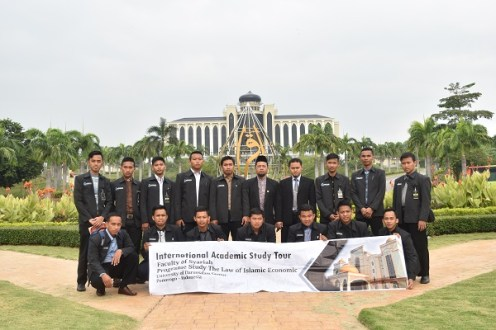 INTERNATIONAL ACADEMIC STUDY TOUR