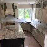 White Ice Granite Counter Tops Countertops Hesano Brothers