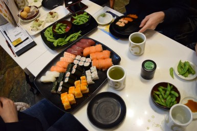 Sushis :)