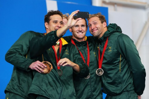 Which athlete/ athletes inspire you? The Awesome Foursome - Ryk Neethling, Roland Schoeman, Darian Townsend, Lyndon Ferns - who won gold in the 4x100m Freestyle Relay at the Athens 2004 Olympic Games. These guys proved to me at a young age that South African swimmers could go and compete with the best in the world and come out victorious!