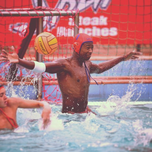 What is your personal favourite motivational quote? The more you sweat at practice, the less you bleed in battle – Unknown. This has been my driver in my Water Polo career.