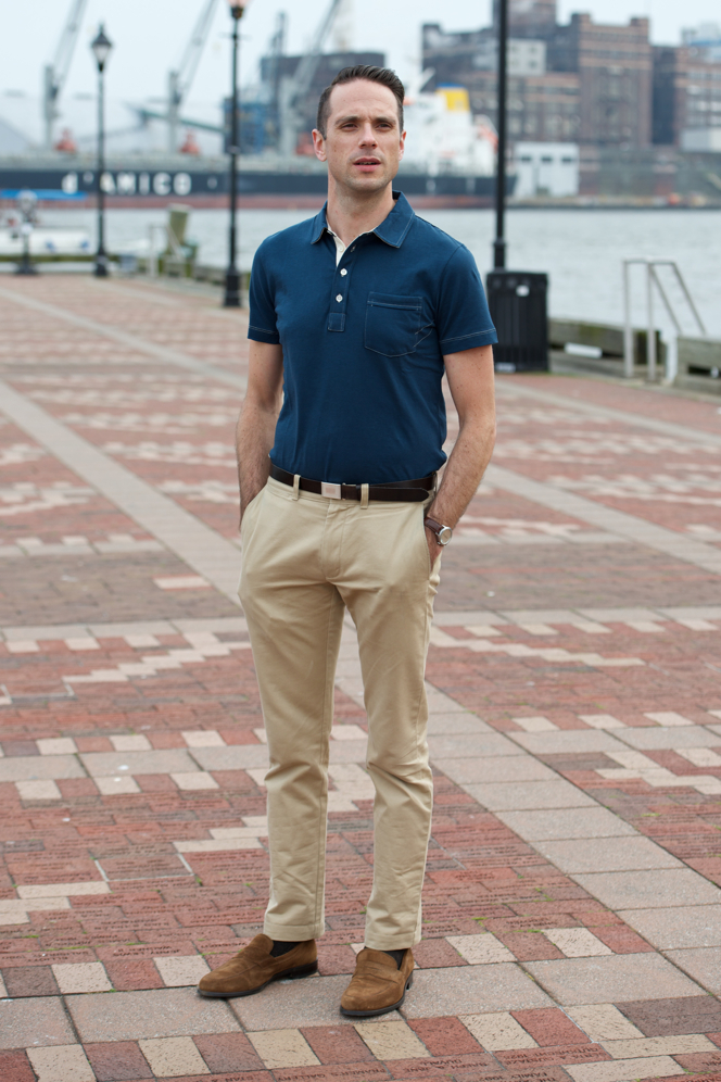 Essential Khaki Chinos Part 2 Of 3 He Spoke Style