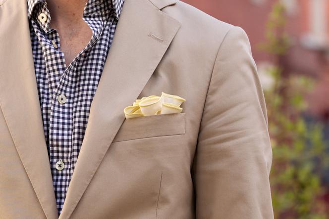 The Essential Khaki Suit - He Spoke Style