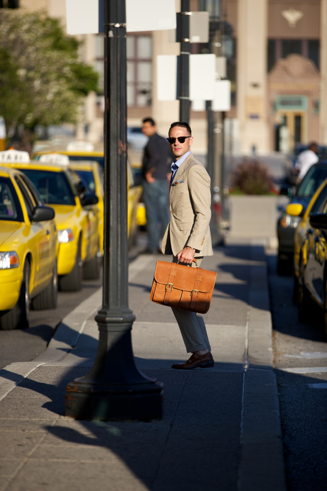 Simple Summer Business Casual - He Spoke Style