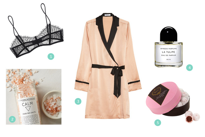Valentine's Day Gift Guide for Her - He Spoke Style