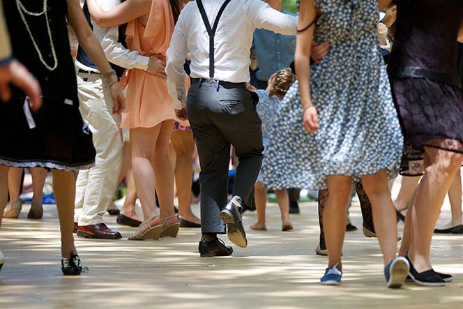 Jazz Age Lawn Party - He Spoke Style