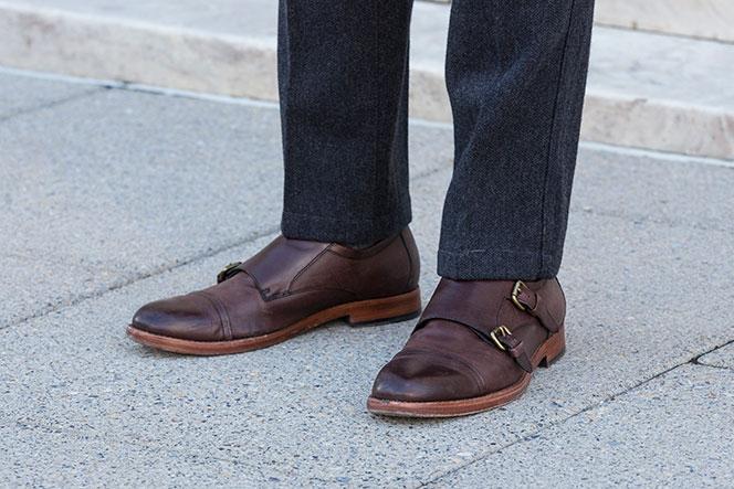 Plaid Topcoat - He Spoke Style