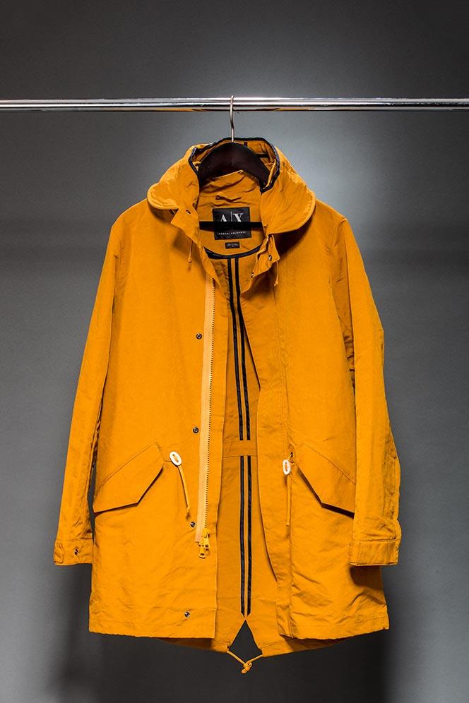 Anorak Spring Outerwear - He Spoke Style