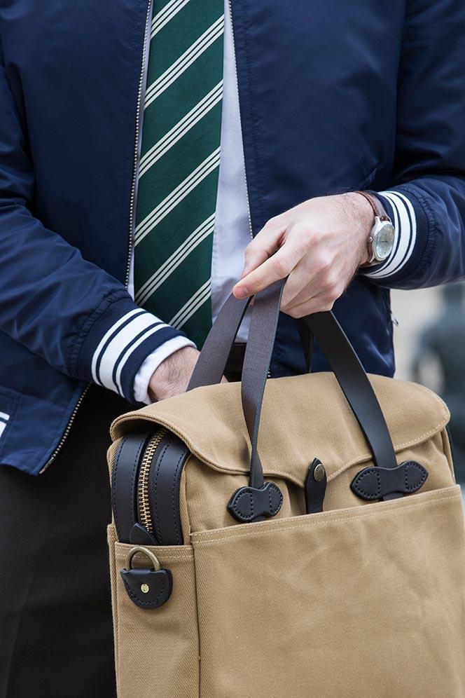 Varsity Jacket - He Spoke Style