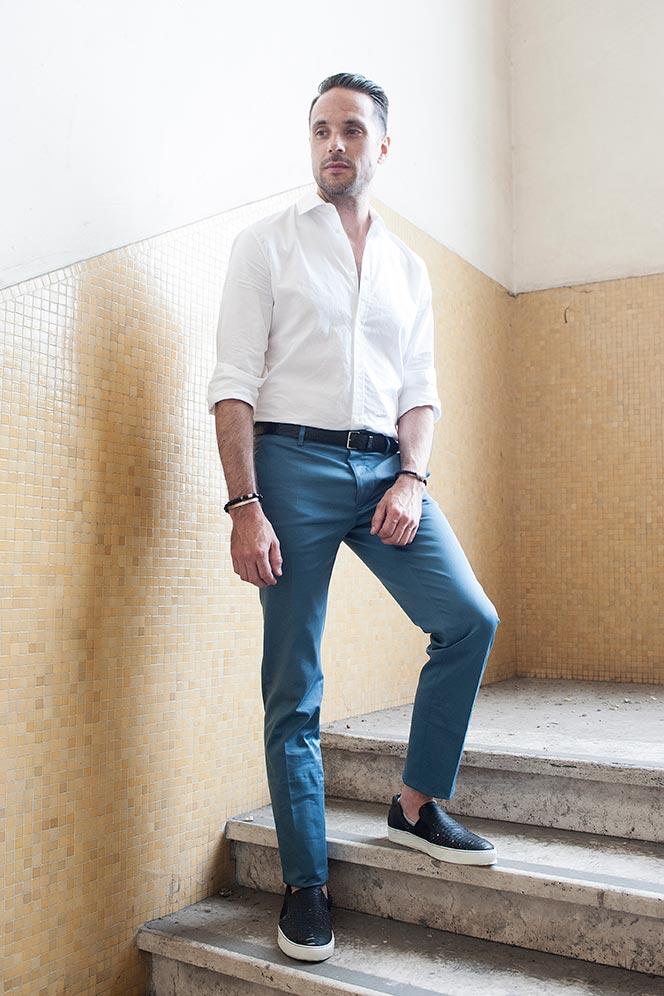 Luisaviaroma Style Lab - He Spoke Style