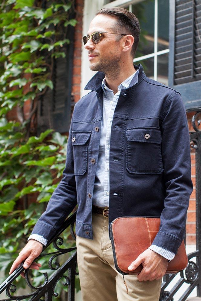 Dockers New York Fashion Week Mens - He Spoke Style