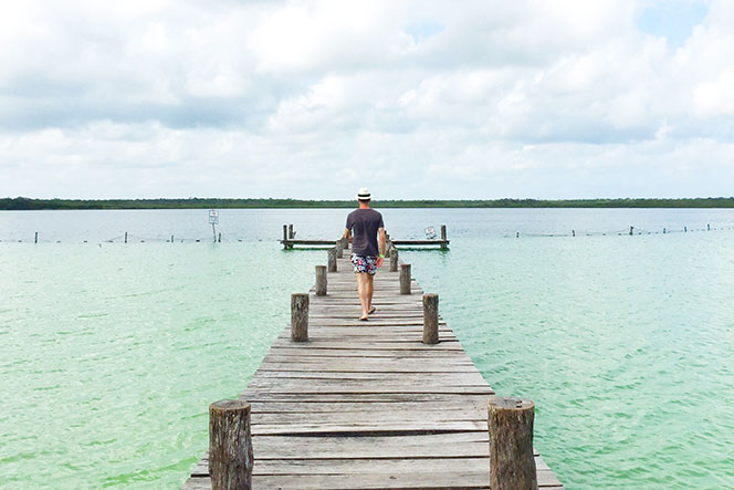 Kaan Luum Lagoon - He Spoke Style