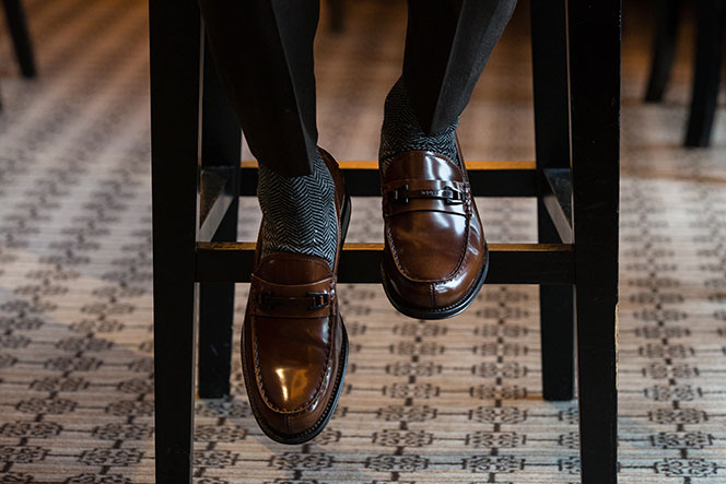Tods Leo Loafers - He Spoke Style