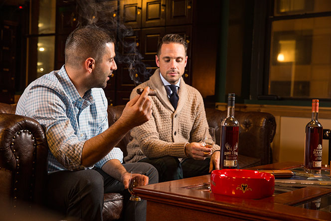 how to drink whiskey like a gentleman
