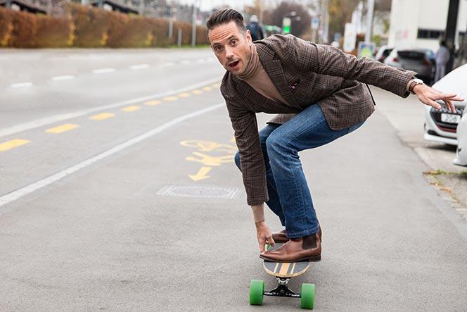 Radical Sports Zürich Switzerland Skateboard - He Spoke Style